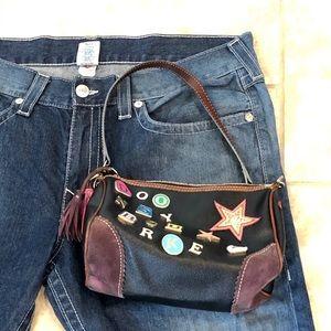 Dooney Bourke mini/vintage handbag 👜 ohh la la🤪